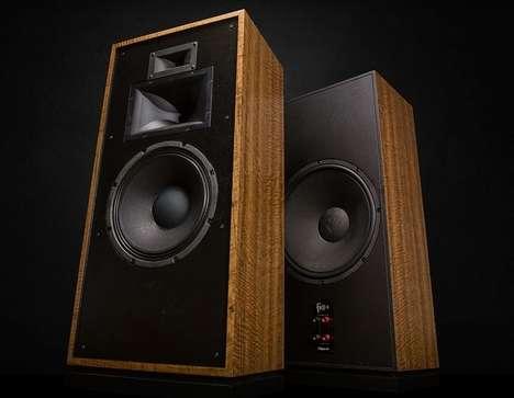Retro HiFi Speaker Units