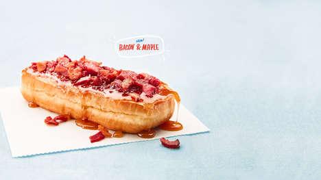 Toast-Donut Hybrids