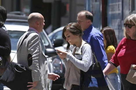 Public Technology Bans - Honolulu Has Implemented a Distracting Walking Ban Against Smartphone Users