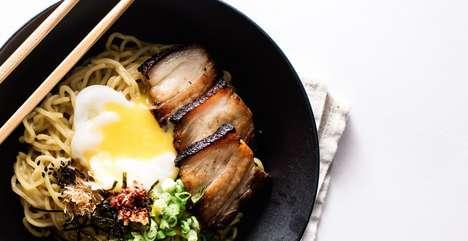 Breakfast Ramen Recipes