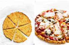Sweet Potato Pizza Crusts - The Big Man's World's Three Ingredient Pizza Crust Recipe is Gluten-Free