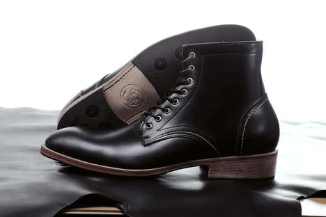 Bespoke Leather Boots