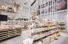 Japanese Retailer Food Markets - A MUJI Food Market Has Opened in Tokyo Selling Fresh Produce