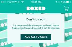 Anticipatory Shopping Assistants - SmartStockup Ensures Consumers Never Run Out of Toilet Paper