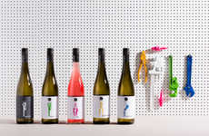 Toolbox-Inspired Wine Labels