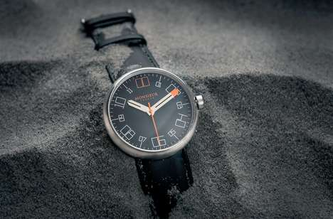 Affordable Luxury Timepieces - Monsieur France's Pieces Blends French Design with High-End Features