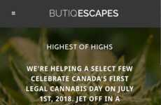 Mountaintop Cannabis Escapes