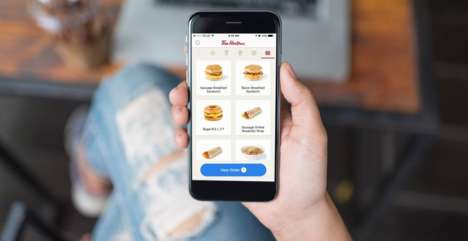 Intuitive Mobile Ordering Apps