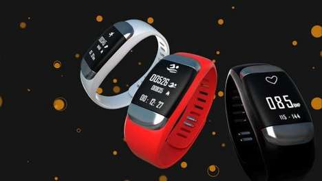 Multi-Sport Activity Trackers - The 'Stifit' Smart Fitness Tracker Tracks More Than 30 Activities