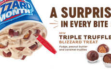 Chocolate Trio Frozen Treats