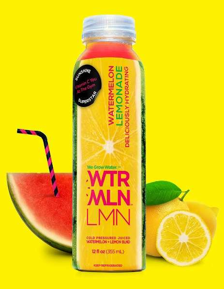 Vitamin-Rich Watermelon Lemonades