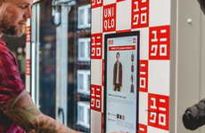 Clothes-Dispensing Vending Machines