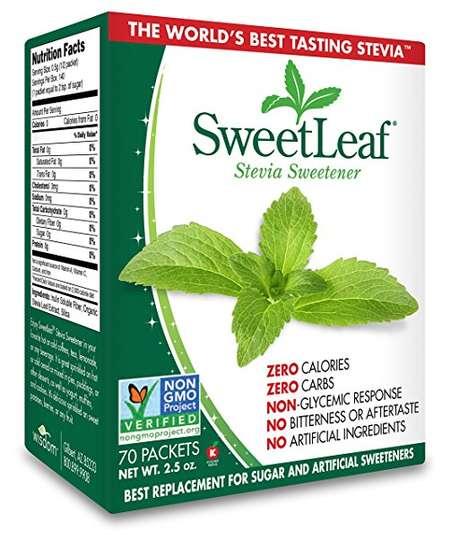 Convenient Stevia Packets