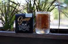 Refreshing Summer Espresso Tonics - The Sump Coffee Espresso Tonic Starts Bold and Finishes Crisp