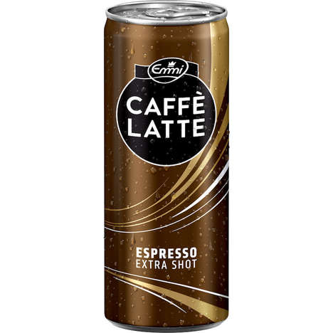 Freshly Canned Espresso Drinks