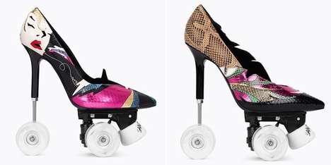 Roller-Skate Stilettos