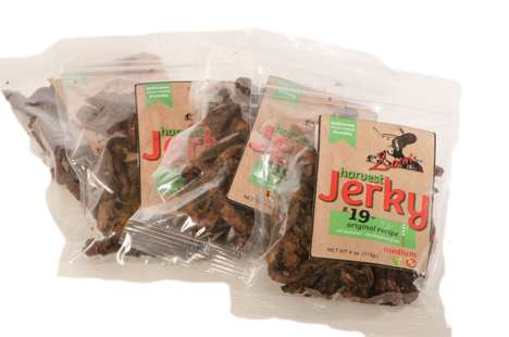 Soy-Based Jerky Products