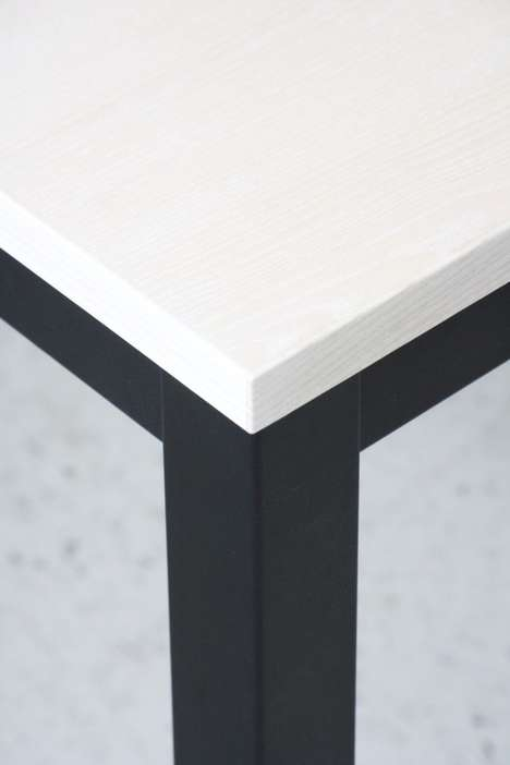 Classroom Desk-Inspired Tables