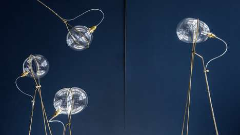 Bubbly Light Fixtures