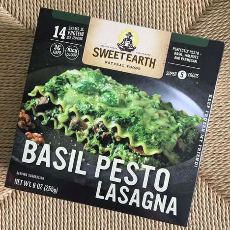 Alternative Vegetarian Lasagnas
