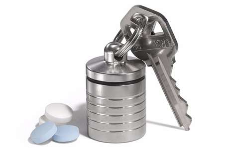 Indestructible Pill Holders
