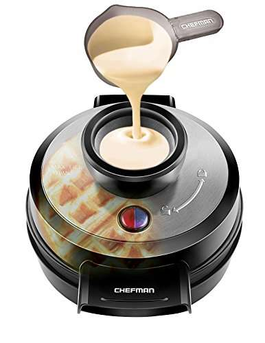 Mess-Free Waffle Makers