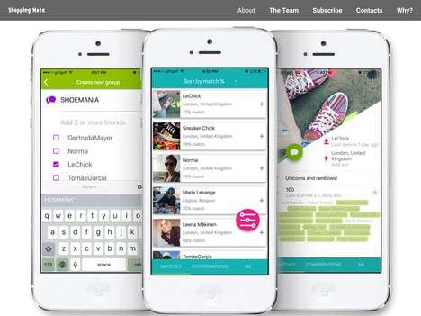 Social Shopping Apps