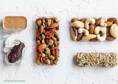 Wholesome Curated Snack Subscriptions - Wholefood.me Offers a Series of Nutritious Snacks