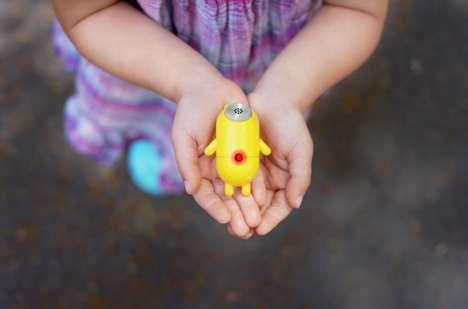 Child-Friendly Pollution Detectors