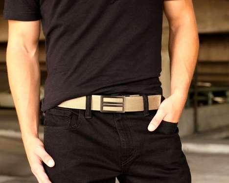 Customizable Fit Belts