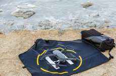 Landing Pad Drone Backpacks