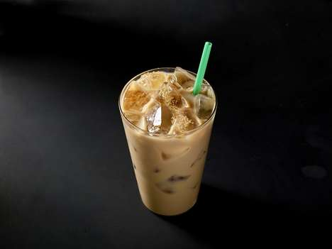 Iced Dairy-Free Lattes