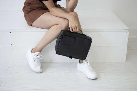 Minimal Modular Flight Bags