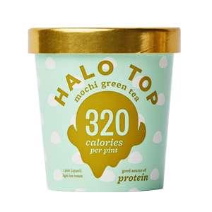 Low-Calorie Mochi Ice Creams