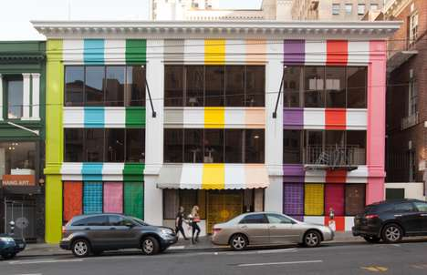 Color Museum Experiences - The Color Factory is a Museum for the Instagram Generation