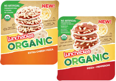 All-Organic Lunch Kits