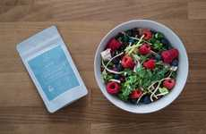 Protein-Rich Salad Toppers - HYP Seeks to Enhance Traditional Salad Dishes