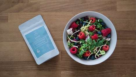 Protein-Rich Salad Toppers