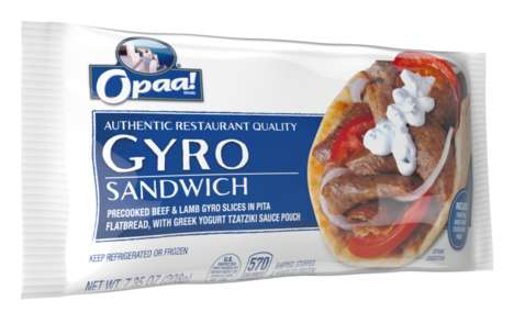 Gyros Sandwich Kits