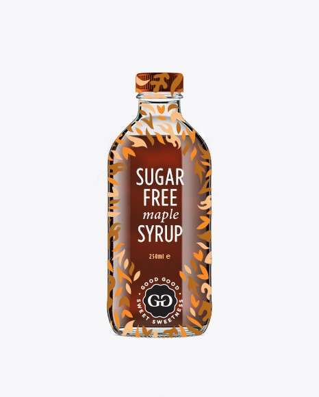 Sugarless Maple Syrups