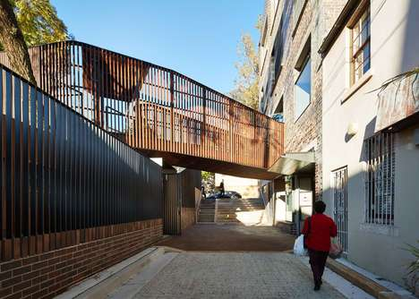 Playful Early Learning Centers - The East Sydney Early Learning Center has an Adventurous Layout