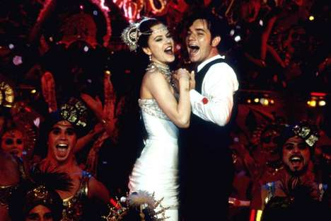 Immersive Film Screenings - Secret Cinema Held a Live, Theatrical Showing of Moulin Rouge