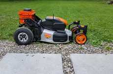Robotic Lawn Care Mowers