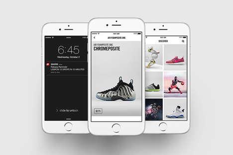 Dedicated Sneakerhead Apps