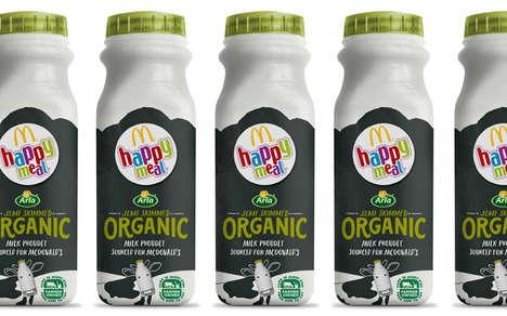 Organic QSR Meal Milks