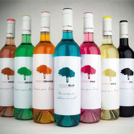 Colorful Spanish Wines