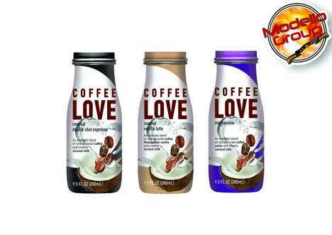 Coconut Espresso Beverages