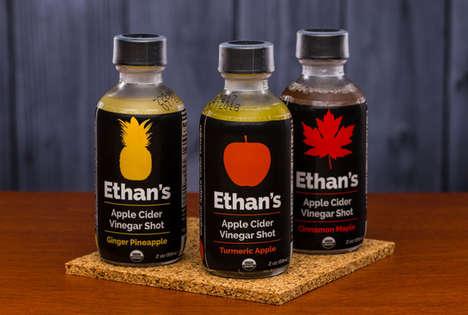 Functional Vinegar Shots