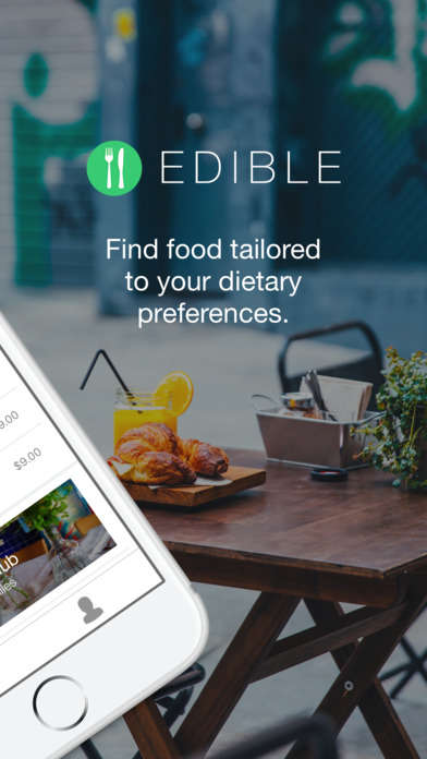 Personalized Menu Apps