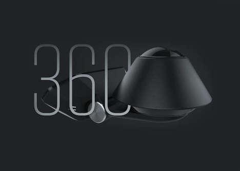 4G 360-Degree Dash Cams